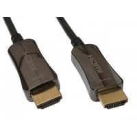 Кабель оптически-медный HDMI-HDMI v2.0 UHD   4Kx2K / 60 Гц