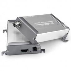 Удлинитель проводной HDMI сигнала до 200 метров по коаксиалу