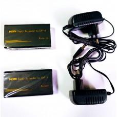 Удлинитель проводной HDMI сигнала до 60 метров по UTP