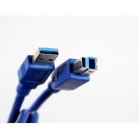 Кабель  USB 3.0 тип А-B вилка - вилка