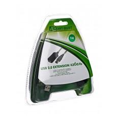 Удлинитель USB 2.0 активный A-A