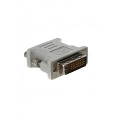 Переходник DVI - 15 pin VGA вилка - гнездо